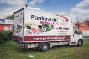 Pankowski Catering – nowa odsłona strony