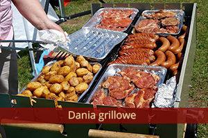 Dania grillowe Piknik