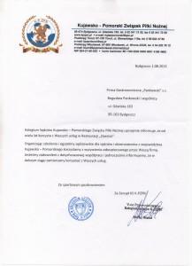 KPZPN Referencje Pankowski Catering