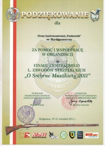 Wojskowe Centrum Edukacji Obywatelskiej Referencje Pankowski Catering